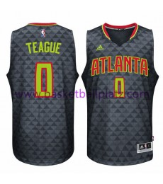 Atlanta Hawks Trikot Herren 15-16 Jeff Teague 0# Road Basketball Trikot Swingman..